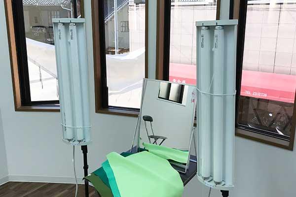 標準光の使用で、普通はできない出張でのパーソナルカラー診断が可能に@福岡