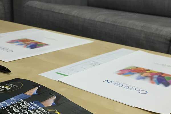 福岡博多で、友達、夫婦、カップルで受けるとお得な標準光パーソナルカラー診断