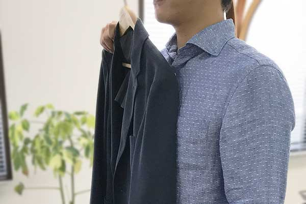 旦那様の色を始めファッションのご相談もお気軽に@福岡