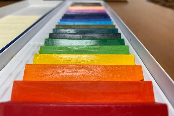 福岡で色彩心理の勉強やカラーセラピストの勉強がしたい