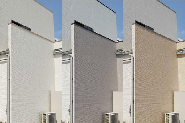 福岡外壁塗装カラーコーディネート
