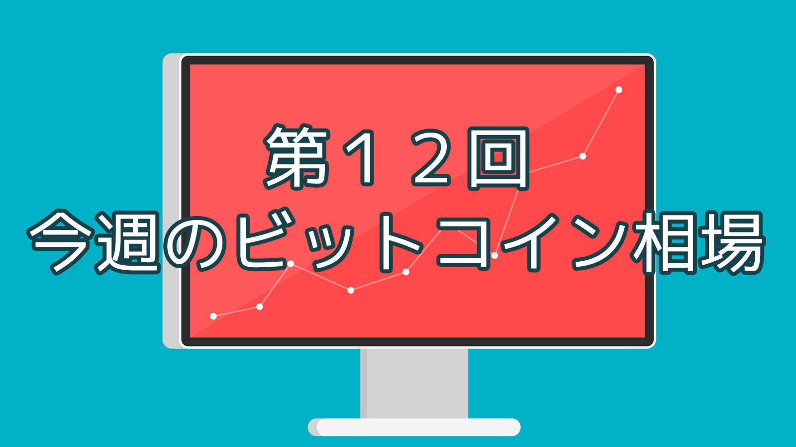 【第12回】今週のビットコイン相場 (5/7〜5/13)
