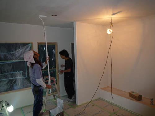 037塗装工事
