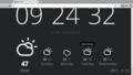 [chrome][拡張][時計]時計が見切れる http://veadardiary.blog29.fc2.com/blog-entry-4215.html