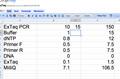 [今日の実験のコツver. 2.0]PCRのプロトコールはGoogle Docsで