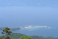 水島(福井県敦賀半島蠑螺ヶ岳からの展望)