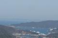 松尾駅からの登山道から撮影