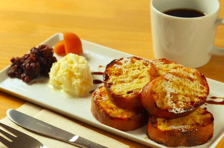 浅草の美味しいフレンチトーストを紹介