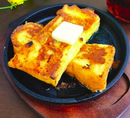 浅草の美味しいフレンチトーストを紹介してます