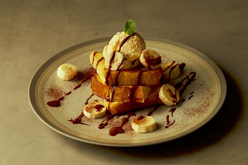 浅草の美味しいフレンチトーストを紹介しているページ