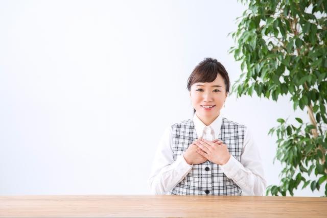 大阪で受付の昼職に転職