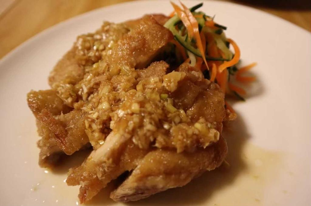 本格油淋鶏