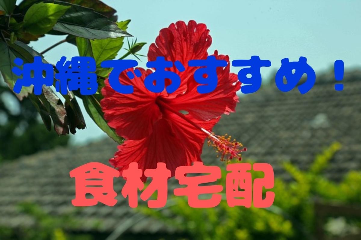 沖縄で使える食材宅配