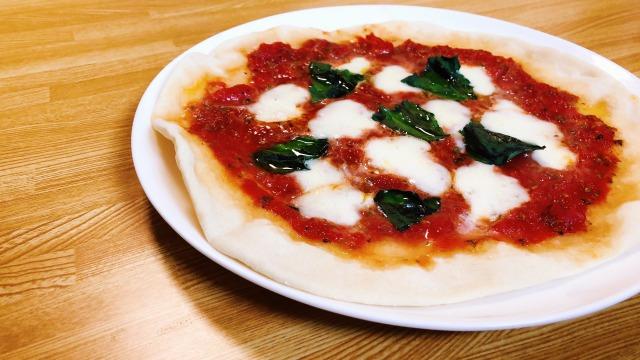 トマト レシピ ピザ ソース