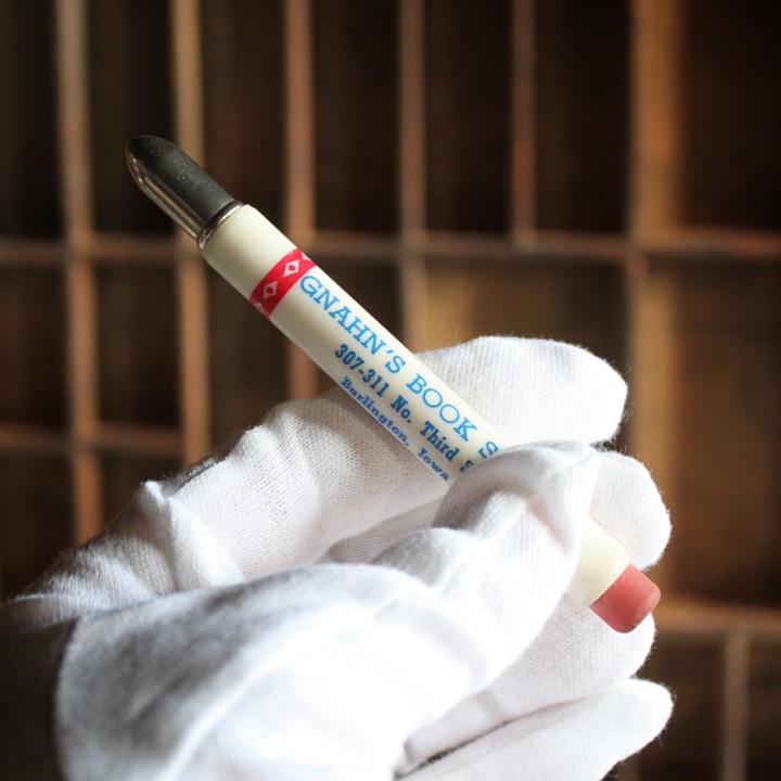 ビンテージアドバタイジング|アンティークオフィス雑貨バレットペンシル