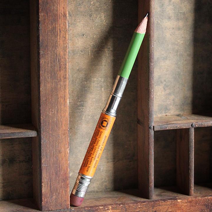 戦後はゴルフやテニスのスコア付けに人気が出たバレットペンシル|アドバタイジング・ノベルティ鉛筆