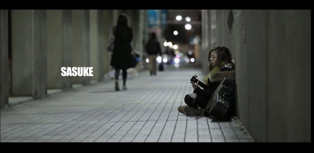 川村真洋『SASUKE』