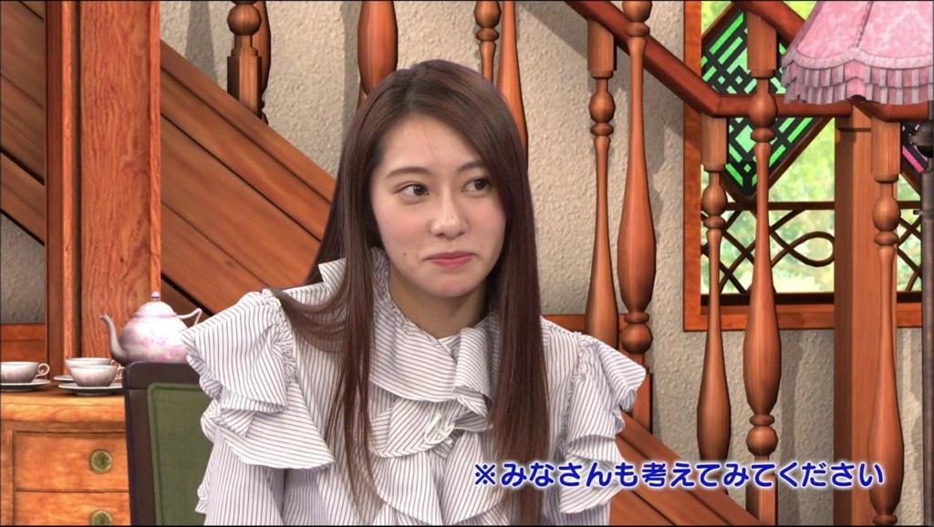Eテレハングル講座 桜井玲香けげんな顔