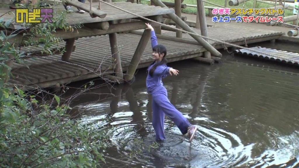 水中バレエまりっか
