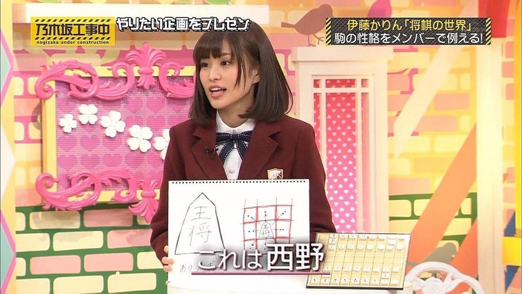 伊藤かりん 将棋の駒西野王