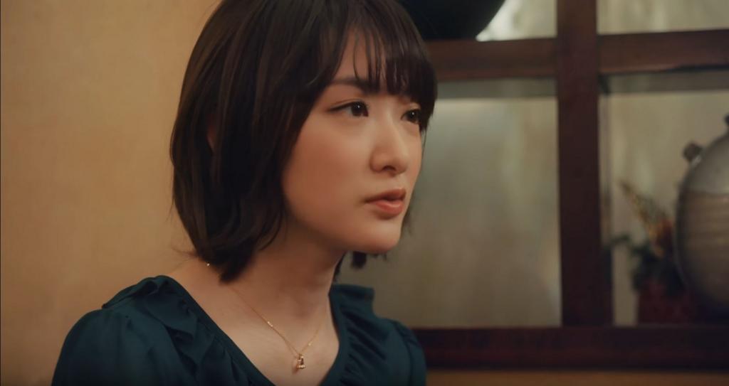 『未来を見つめる人』 生駒里奈七十七銀行