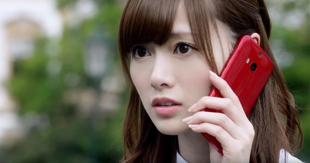 乃木坂46HTC J butterfly HTL23『激写かくれんぼ』