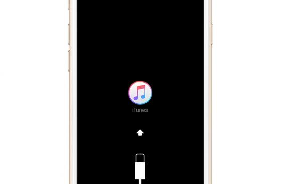 iPhone リカバリモード