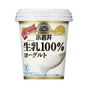 小岩井生乳100%ヨーグルト