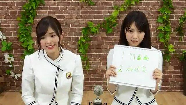 西野七瀬、伊藤かりん乃木坂SHOWROOM選手権