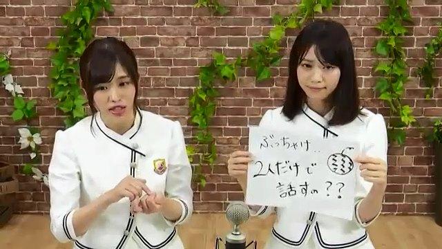 西野七瀬、伊藤かりん 桜井玲香、中田花奈からの質問