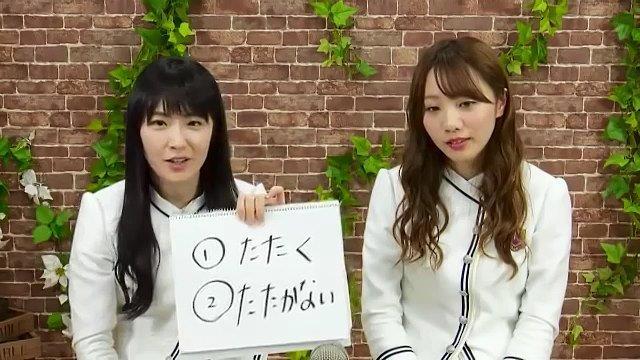 乃木坂SHOWROOM選手権高山一実、能條愛未