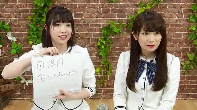 乃木坂SHOWROOM選手権秋元真夏、渡辺みり愛