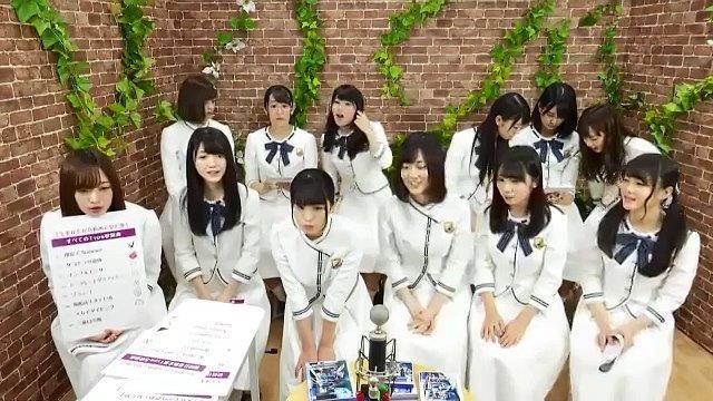 33曲紹介リレー乃木坂3期生