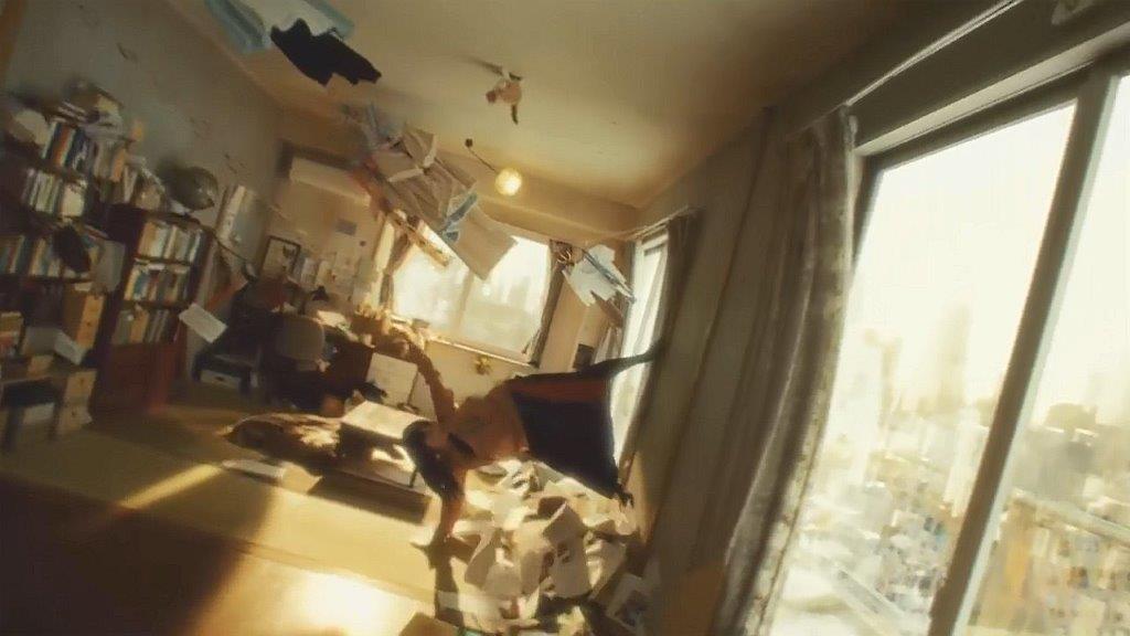 『GRAVITY DAZE 2』の「重力猫」