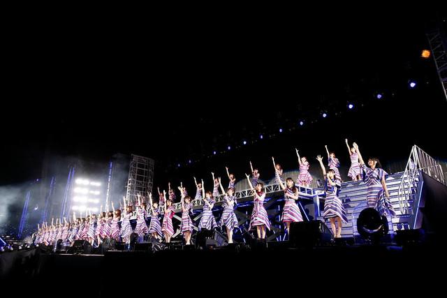 乃木坂46メンバー 真夏の全国ツアー2017