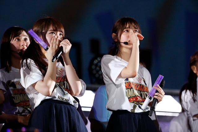 東京ドーム公演発表 乃木坂46メンバーの反応