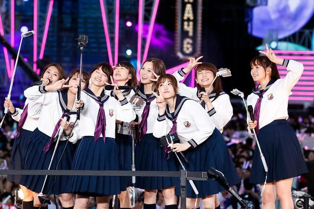 乃木坂46 1期生 真夏の全国ツアー2017