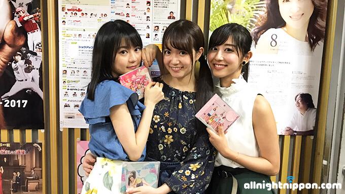 中3組オールナイトニッポン
