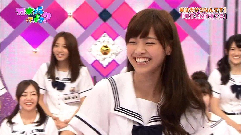 西野七瀬 笑顔