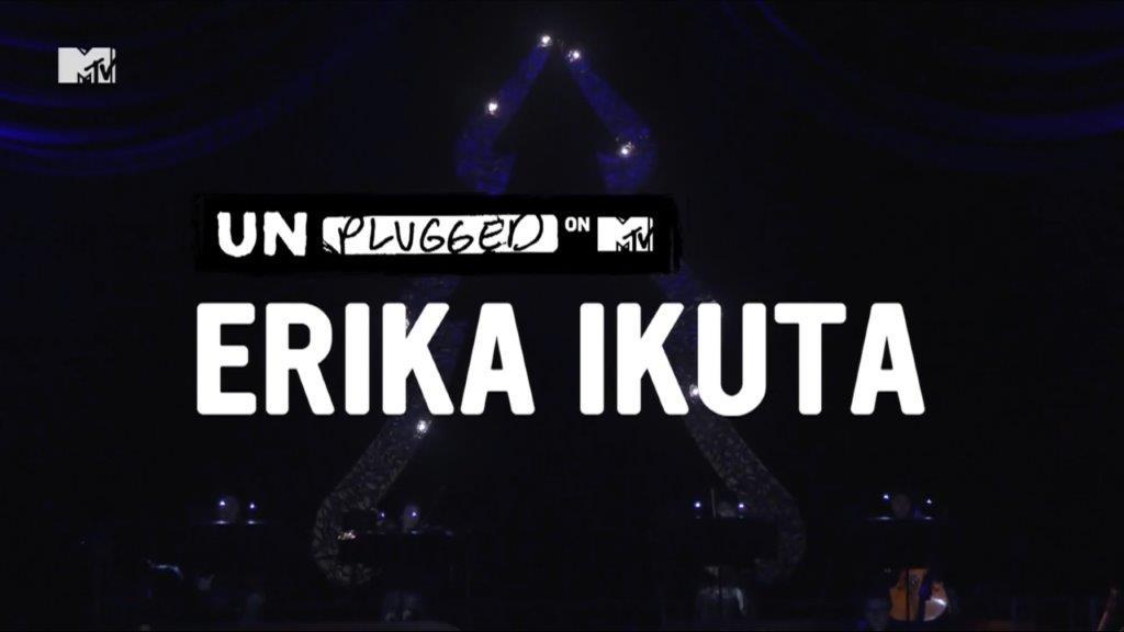 MTVUnplugged 生田絵梨花