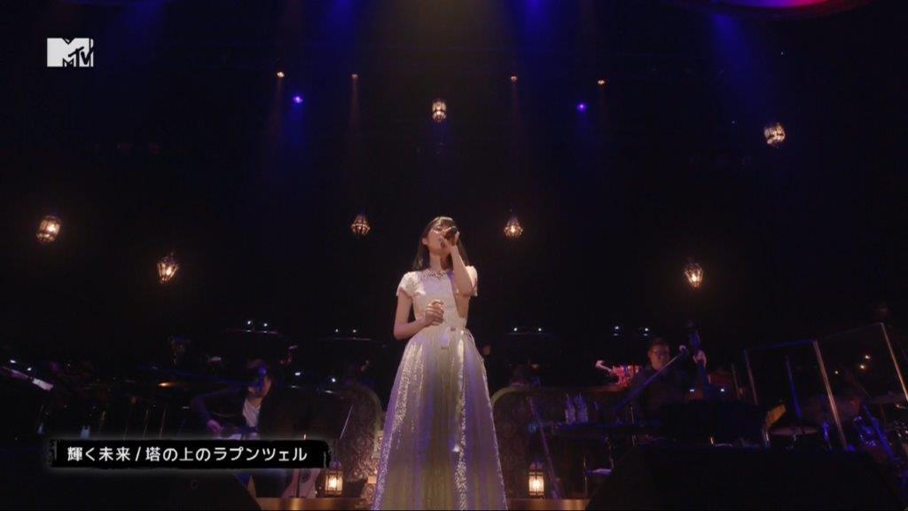 輝く未来 生田絵梨花