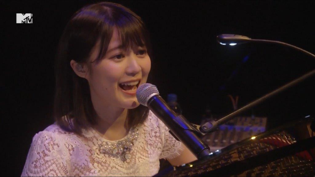 生田絵梨花 MTVアンプラグド 君の名は希望