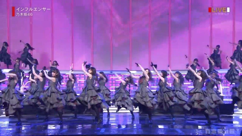 紅白歌合戦 乃木坂3期生