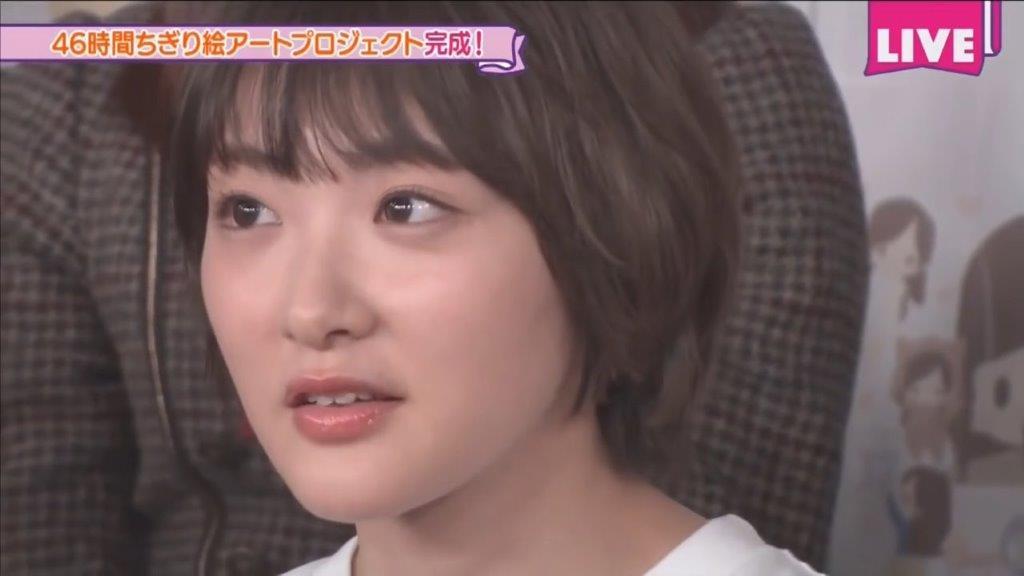 乃木坂46時間TV 生駒里奈