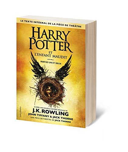 Harry Potter et lEnfant Maudit Parties un et deux