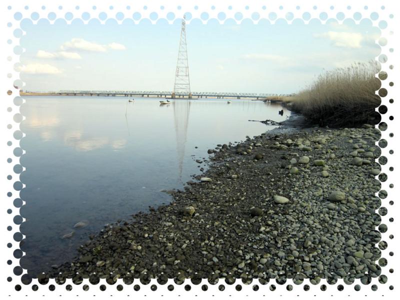 木曽川のテナガエビの釣りポイント0504