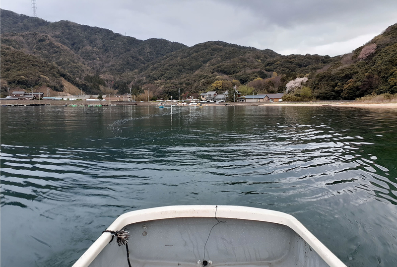 手漕ぎボートを漕ぐコツ