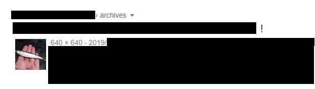 googleの画像検索で盗用サイトを見つける