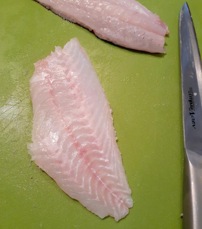 高級魚キジハタの切り身