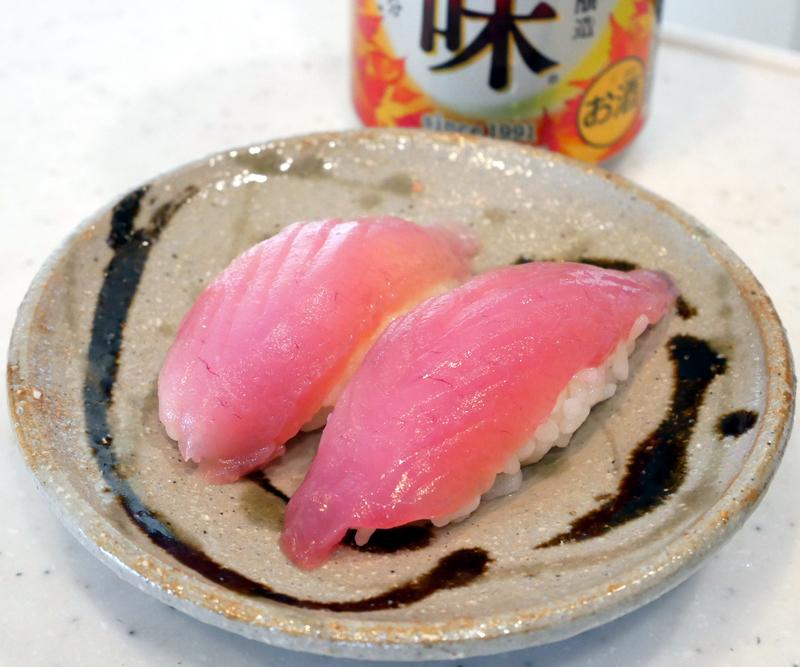 マグロのお寿司